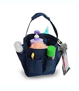 Bolsa de malla para regadera SALT™ en azul marino