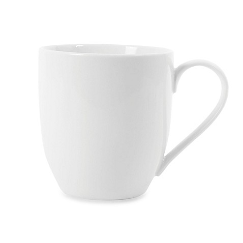 Everyday White® by Fitz and Floyd® 16 oz. Big Coupe Mug at Bed Bath & Beyond in Cypress, TX | Tuggl