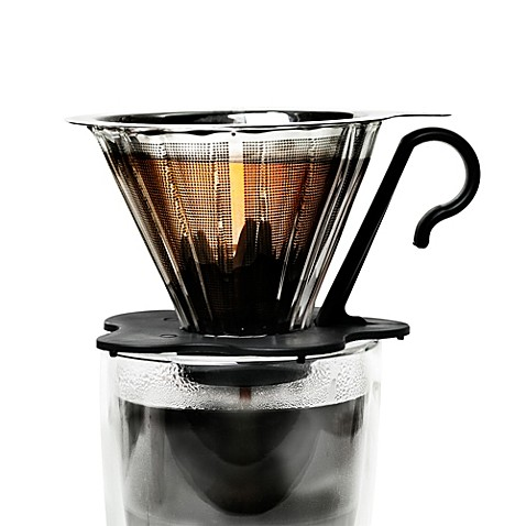 Primula® Pour Over 1-Cup Glass Coffee Maker - Bed Bath & Beyond