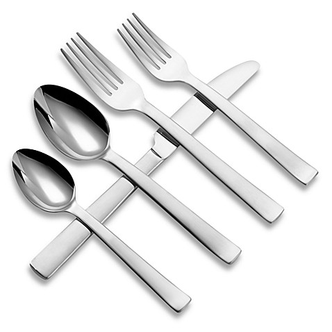Ginkgo Flatware At Bed Bath And Beyond