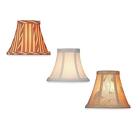 Mix Amp Match Chandelier Shade Collection Bed Bath Amp Beyond