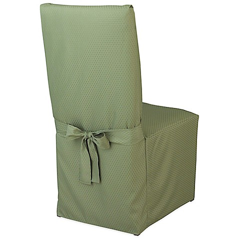 Mckenna Microfiber Dining Room Chair Cover