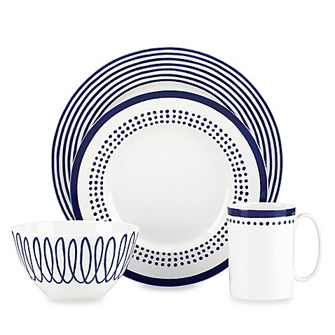 kate spade new york Charlotte Street™ East Dinnerware Collection at Bed Bath & Beyond in Cypress, TX   Tuggl