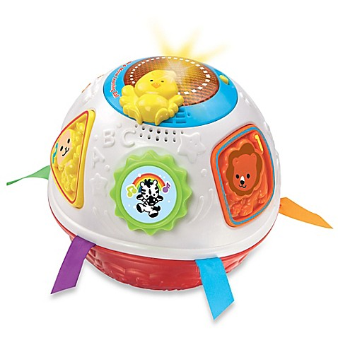 Vtech 174 Light Amp Move Learning Ball Buybuy Baby