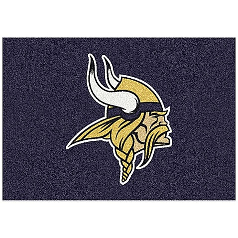 Buy Nfl Minnesota Vikings 2 Foot 8 Inch X 3 Foot 10 Inch