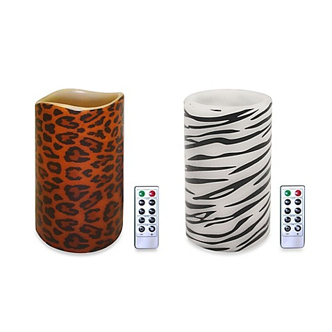 Remote Control Candles Bed Bath And Beyond