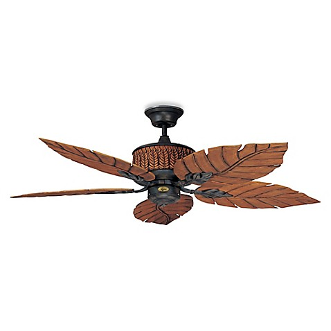 Concord Fans Fernleaf Breeze 52 Inch Indoor Outdoor