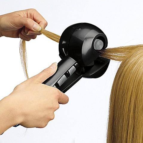 rusk curl freak professional hair curling machine