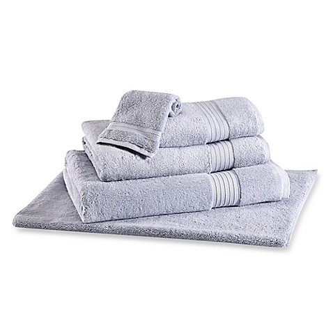 Frette at home milano hand towel bed bath beyond for Frette milano