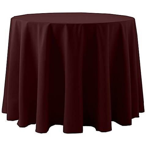Round Tablecloths At Bed Bath And Beyond