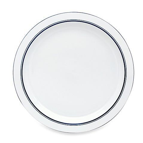 Dansk Bistro Ringsted Blue Salad Plates D.