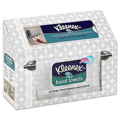 Kleenex 174 60 Count Hand Towels Bed Bath Amp Beyond