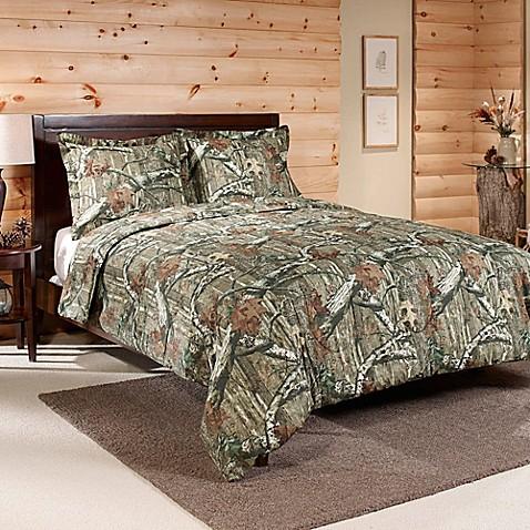 Mossy Oak Break Up Infinity Comforter Set Bed Bath Amp Beyond