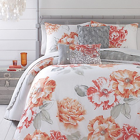 Buy Jessica Simpson Golden Peony Comforter Set From Bed