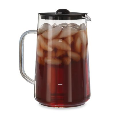 Buy Capresso 80 oz. Iced Tea Maker Replacement Pitcher from Bed Bath & Beyond