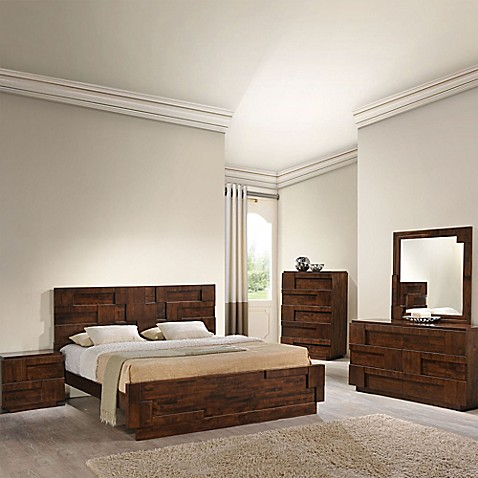 zuo san diego bedroom set bed bath beyond