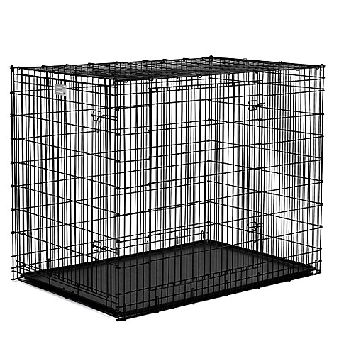 Midwest Homes For Pets 2 Door Large Crate Bed Bath Beyond