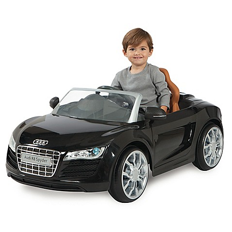 Audi r8 spyder toy car charger 11