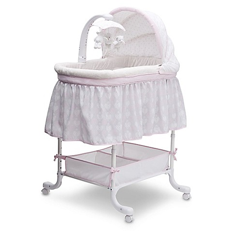 Baby Furniture Simmons Kids Lucia Deluxe Gliding