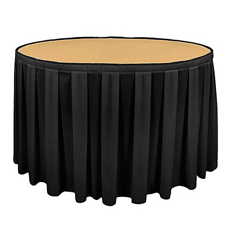 Buy Riegel 174 Poly Twill 60 Inch Round Table Skirting In