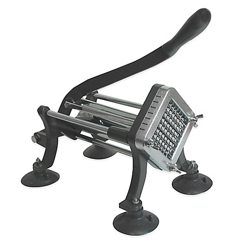 Weston french fry cutter bed bath beyond - Machine a chips maison ...