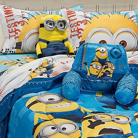 minions comforter bed bath beyond
