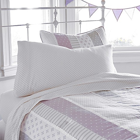 Frank And Lulu Penny Lane Sheet Set Bed Bath Amp Beyond