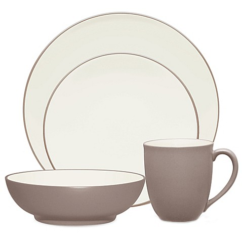 Noritake® Colorwave Coupe Dinnerware Collection in Clay at Bed Bath & Beyond in Cypress, TX   Tuggl