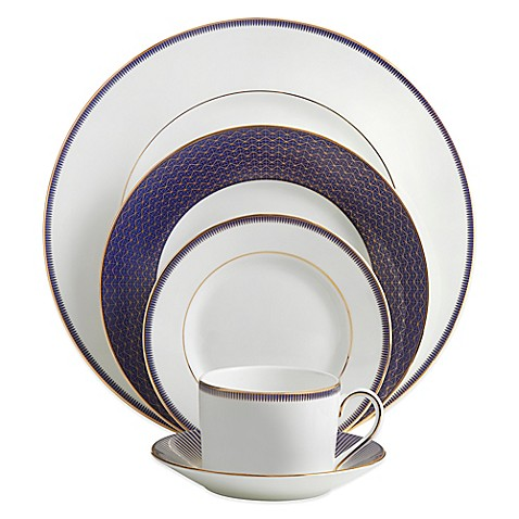 Waterford® Lismore Diamond Lapis Dinnerware Collection at Bed Bath & Beyond in Cypress, TX | Tuggl