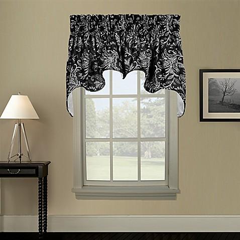Pargo Window Curtain Swag Valance Bed Bath Amp Beyond