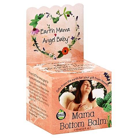 Earth Mama Angel Baby 174 Organics 2 Oz New Mama Bottom Balm