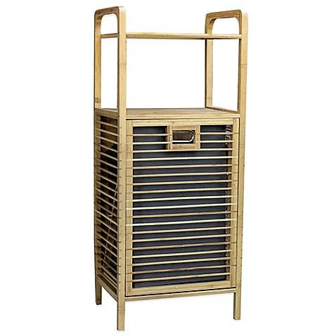 Bamboo Laundry Hamper Bed Bath Amp Beyond