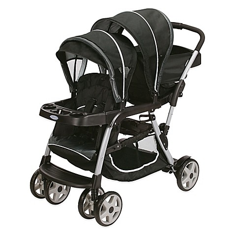 Graco Ready2grow Click Connect Lx Stand Amp Ride Stroller