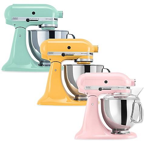 Kitchenaid 174 Artisan 174 5 Qt Stand Mixer Bed Bath Amp Beyond