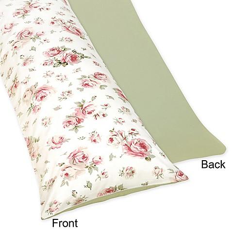 Buy Sweet Jojo Designs Riley S Rose Maternity Body Pillow