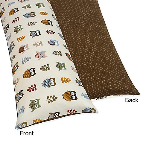 Buy Sweet Jojo Designs Night Owl Maternity Body Pillow