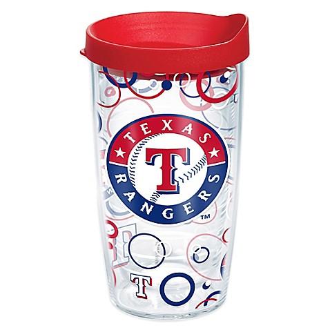 Buy Tervis 174 Mlb Texas Rangers 16 Oz Bubble Up Wrap