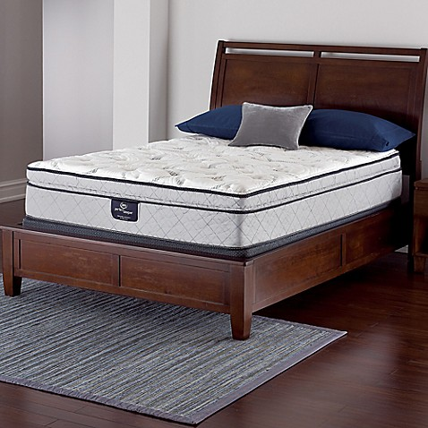 Buy Serta Perfect Sleeper Crandon Super Pillow Top Twin Mattress Set From Bed Bath Beyond