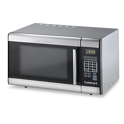 Countertop Dishwasher Bed Bath And Beyond : Cuisinart? Stainless Steel Microwave Oven - Bed Bath & Beyond