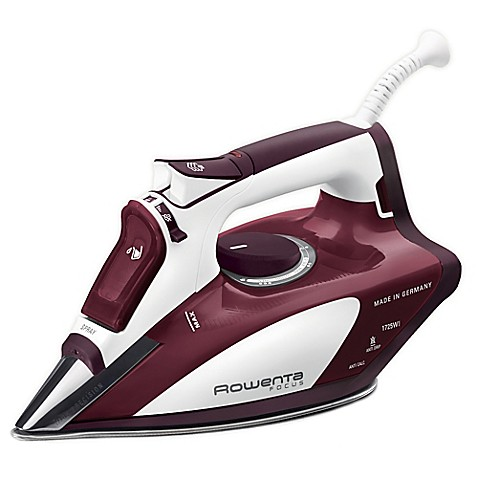 Rowenta Steam Iron Bed Bath And Beyond