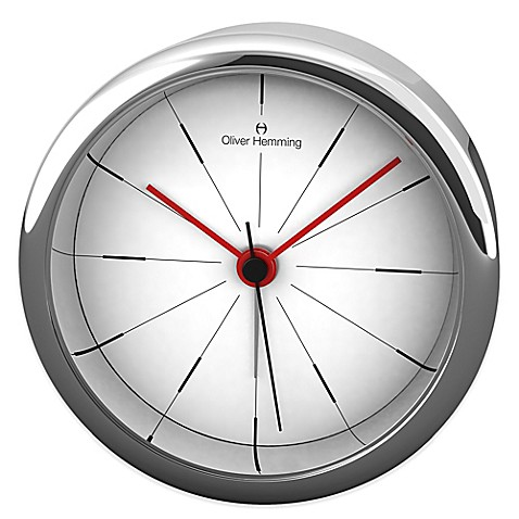 Oliver Hemming Desire Extreme Minimalist Alarm Clock In