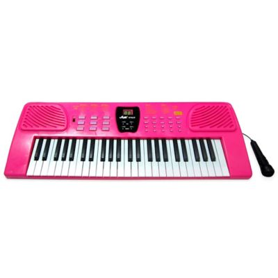 Beginner Electronic Keyboard with Microphone