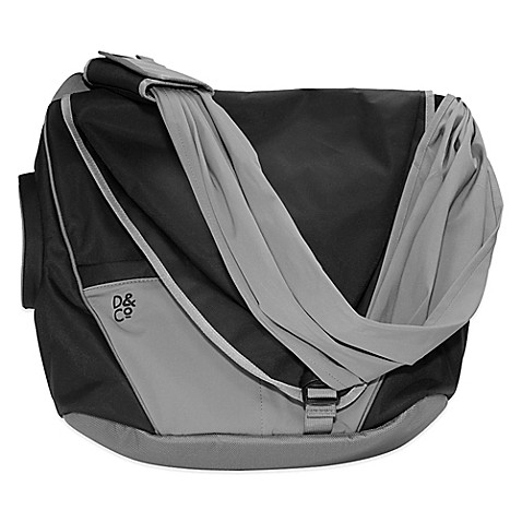 dad diaper bags daddy company messenger diaper pack in black from buy buy baby. Black Bedroom Furniture Sets. Home Design Ideas