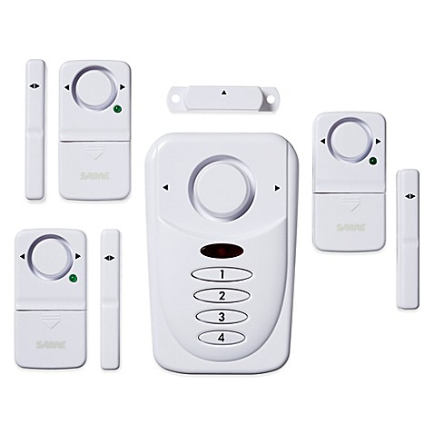 Sabre Hs Wak Wireless Alarm Kit Buybuy Baby