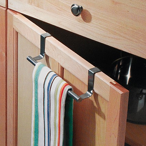 Interdesign 174 Forma 174 Over The Cabinet Towel Bar In