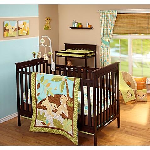 Disney Lion King Born Cuddly Crib Bedding Collection Bed Bath Beyond