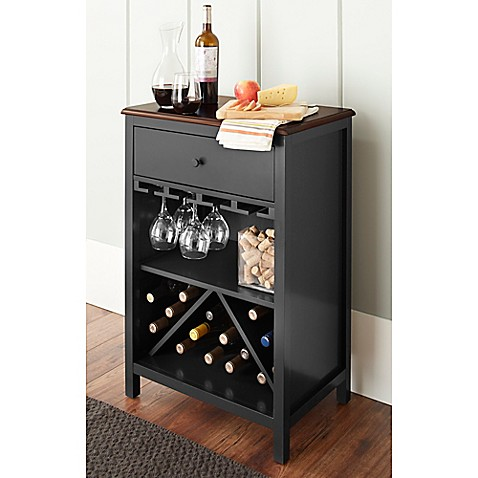 Chatham House Baldwin Wine Cabinet Bed Bath Amp Beyond