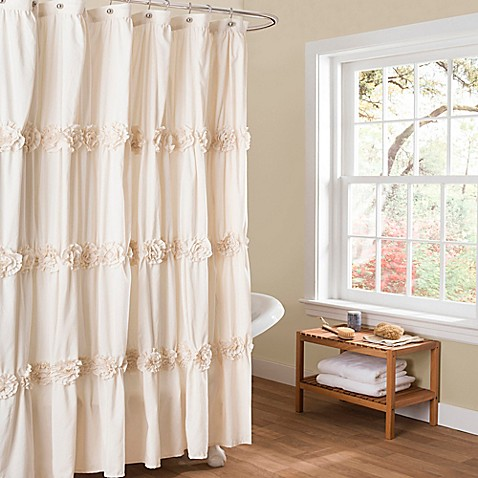 darla shower curtain bed bath amp beyond hookless stripe jacquard shower curtain bed bath amp beyond