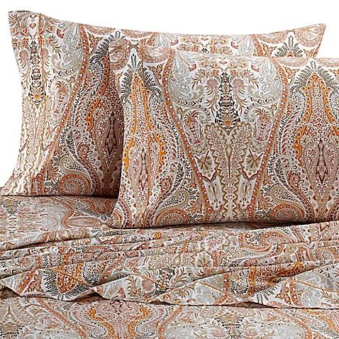 Buy Bellino Fine Linens 174 Paisley Egyptian Cotton Queen