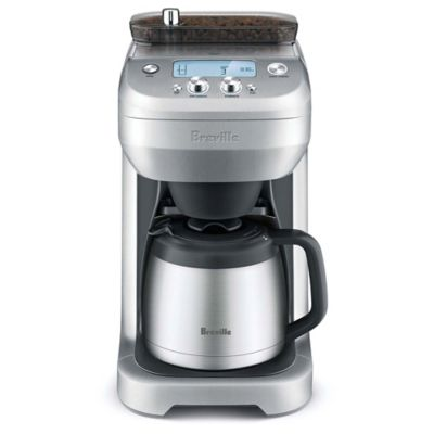 Single Coffee Maker Bed Bath And Beyond : Breville Grind Control Coffee Maker - Bed Bath & Beyond
